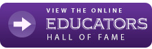 View the Online Educators Hall of Fame