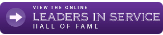 View the Online Leaders in Service Hall of Fame