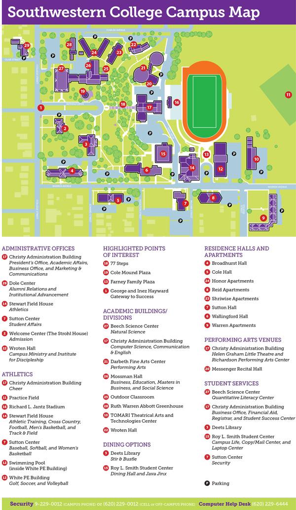 Campus Map Graphic (JPG)