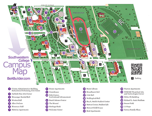 Campus Map Graphic (JPG)