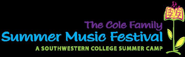 Summer Music Festival Banner