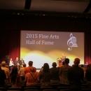 2015 Fine Arts Hall of Fame