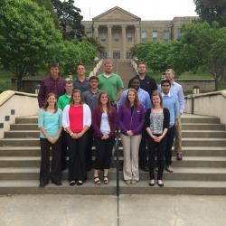 Accounting Majors - April 2015