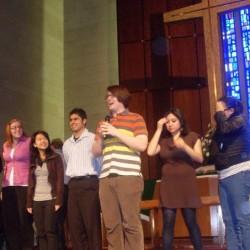 World WItness at First United Methodist