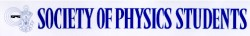 Society of Physics Students Logo
