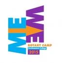 Rotary Camp 2015 Logo