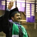 Graduate Hooding & Ceremony 2016