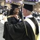 Graduate Hooding & Ceremony 2017