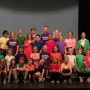 Magic School Bus Group Picture