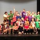 Magic School Bus Goofy Group Picture