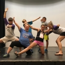 Improv Camp Group Photo