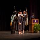 Graduate Hooding Ceremony 2018