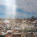 Greensburg after the 2007 Tornado
