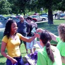 Fall Frenzy 2009:  Inside Scoop Transfer Orientation