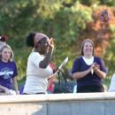 Fall Frenzy 2009:  Moundbuilding Ceremony