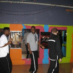 Men's Basketball Serves at Big Brothers Big Sisters Halloween Party