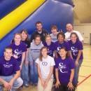 SCATS serving at Recreation Family Fun Night