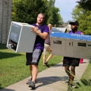 BuilderFest 2019: Freshman Move-In Day