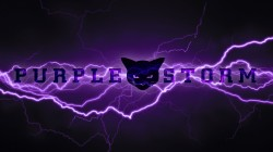 2011 SC Wallpaper - Purple Storm