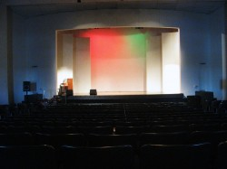 Messenger Auditorium Wide