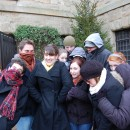In the Cold of Warwick Castle