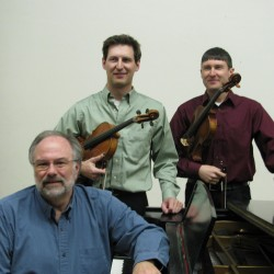 Trio to Perform in Carnegie