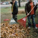 Campus Player Leaf Rake (2006-2007)