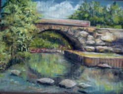 Little Badger Creek by Lynn Felts
