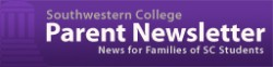 Parent Newsletter Banner