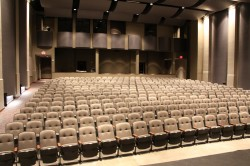 Richardson Performing Arts Center - Seating View