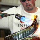 Infinity Art Glass by Scott Hartley
