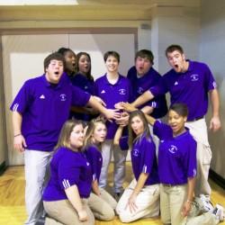 Athletic Training Students 2007-08
