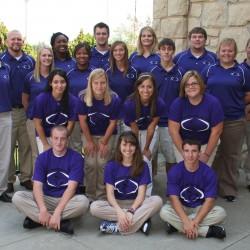 Athletic Training Students 2008-09