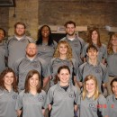 Athletic Training Students 2009-10
