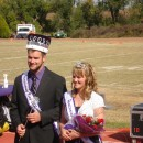 Our Homecoming King and Queen!