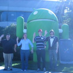 2010 Field Trip - Silicon Valley (Google, Computer History Museum, Intel Museum)