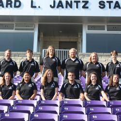 Athletic Training Students 2010-11