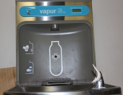 Water Bottle filijng station