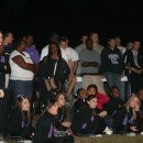 Homecoming 2010 - Bonfire