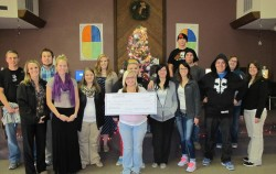 SCPB Big Check