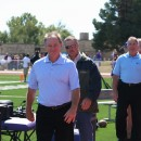 Homecoming 2010 - Jantz Stadium/Farney Plaza Dedication