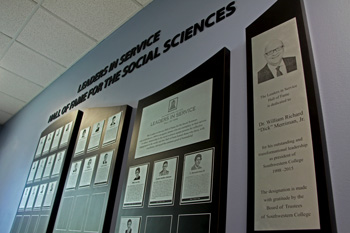 Southwestern College Natural Science Hall Of Fame
