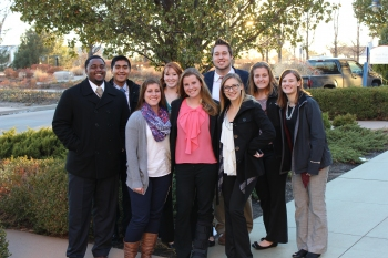 Accounting students at KSCPA