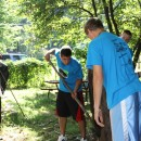 Fall Frenzy 2010:  Freshman Work Day