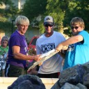 Fall Frenzy 2010:  Moundbuilding Ceremony
