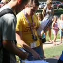 Fall Frenzy 2011:  Freshmen Move-In Day