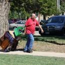 Fall Frenzy 2011:  Freshmen Move-In Day