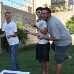 Phi Delta Theta tailgate cookout 2010
