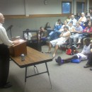Anthony Cortese's Visit to Southwestern