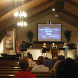 Selah at Evangelical Free Church